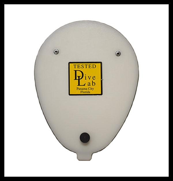 Helmet Blanking Plate